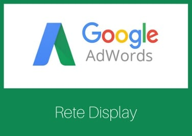 Google AdWords Rete Display.